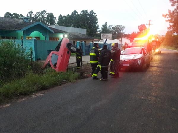 Motorista morre em acidente de trânsito em Cruz Alta | Rádio Studio 87.7 FM - Rádio Studio 87.7 FM