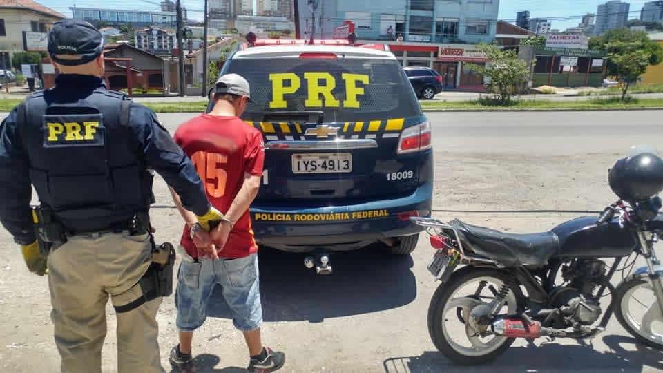 PRF divulga balanço da Operação Proclamação da República em Caxias do Sul | Rádio Studio 87.7 FM - Rádio Studio 87.7 FM