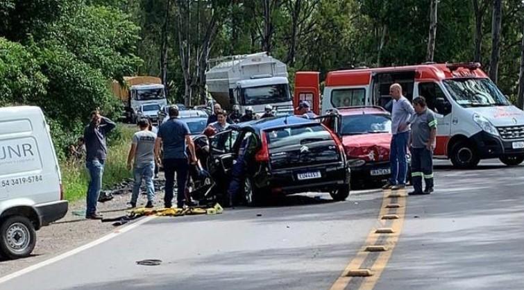 Homem morre em acidente na ERS 122 em Caxias do Sul | Rádio Studio 87.7 FM - Rádio Studio 87.7 FM